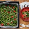 French Bean Salad for Catering