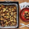 Roast Potatoes for Catering